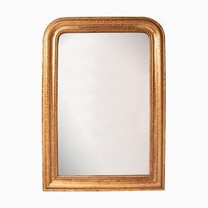 Espejo francés antiguo, década de 1860