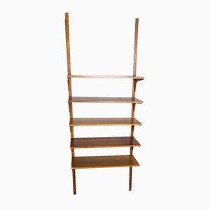 Dänisches Wandregal aus Teak von Thygesen & Sørensen für HG Furniture, 1960er