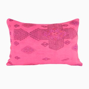 Pink Kilim Pillow Cover from Vintage Pillow Store Contemporary