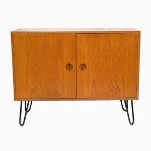 Danish Teak Cabinet by Thygesen & Sørensen for HG Furniture, 1960s