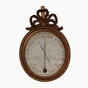 Antikes französisches Barometer