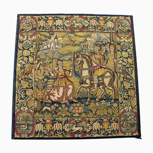 Antique Tapestry Panel