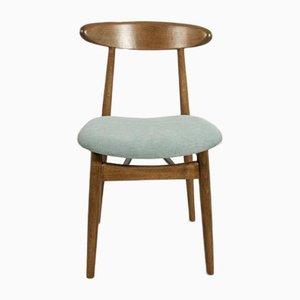 Mid-Century Polish Dining Chairs, Set of 4