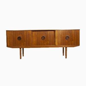 Mid Century Sideboard aus Teak, 1960
