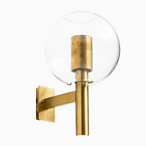 V-80 Wall Light by Hans-Agne Jakobsson, 1950s
