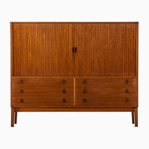 Vintage Cabinet by Carl-Axel Acking for Bodafors, 1940s