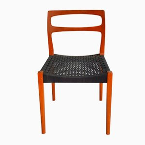 Teak Dining Chair by Tom Pitt for Nathan Furniture, 1960s