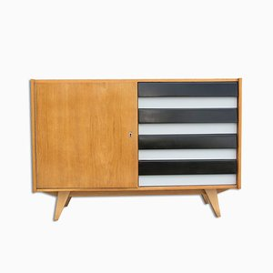 Mid Century U-458 Chest of Drawers by Jiri Jiroutek for Interier Praha, 1960s