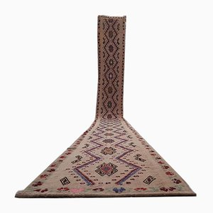 Mid-Century Turkish Kilim Runner, 1970s