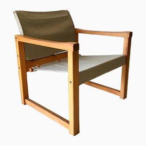 Skandinavische Safari Stühle von Karin Mobring, 1970er, 2er Set