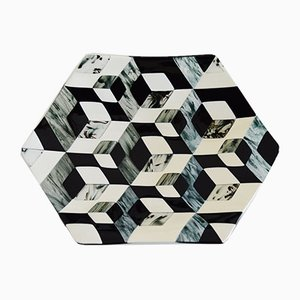 Centre de Table en Verre de Murano par Stefano Birello pour VéVé Glass