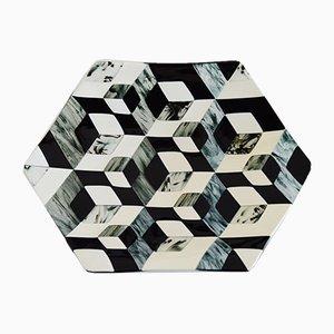 Centro de mesa de cristal de Murano de Stefano Birello para VéVé Glass