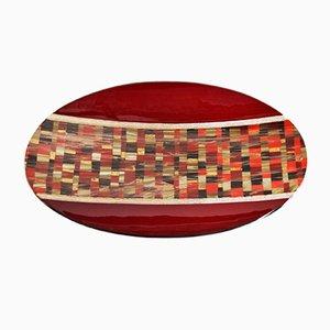 Centro de mesa Planet de cristal de Murano de Stefano Birello para VéVé Glass