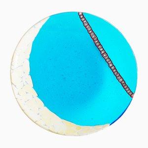 Centre de Table Carrara en Verre de Murano par Stefano Birello pour VéVé Glass