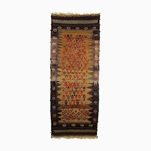 Antique Wool Belouchi Sofreh Rug