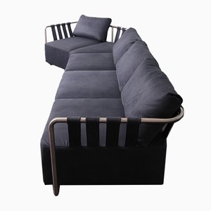 Island Sofa by Nayef Francis