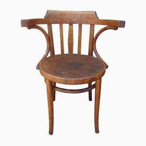 Art Déco Stuhl aus Buche von Thonet, 1920er