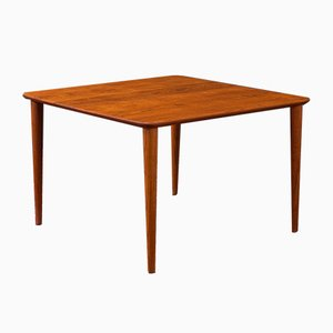 Danish Teak Coffee Table from France & Søn, 1960s