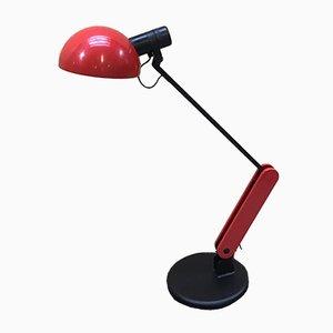 Lámpara de mesa italiana de Guzzini, años 70