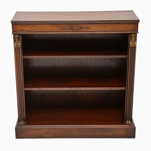 Vintage Empire Mahogany Shelf, 1930s