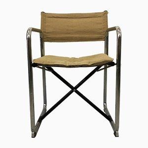 Mid-Century Safari Folding Chair, 1960s
