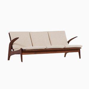 Norwegisches Sofa von Rolf Rastad & Adolf Relling für Arnestad Bruk, 1957