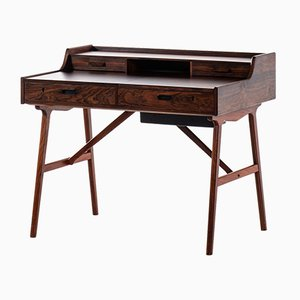 Danish Model 65 Desk by Arne-Wahl Iversen for Vinde Møbelfabrik, 1960s