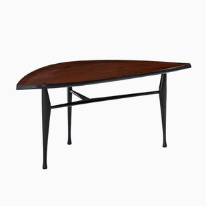 Rosewood Coffee Table by Yngve Ekström for Westbergs Möbler, 1950s