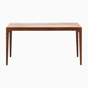 Danish Rosewood Dining Table by Poul Hundevad & Kai Winding for Poul Hundevad & Co, 1950s