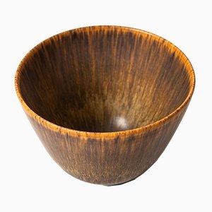 Cuenco Mid-Century de cerámica de Gunnar Nylund, años 60