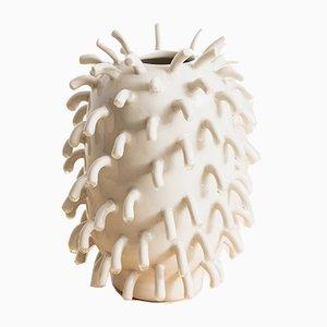 Vase Modèle Hairy en Céramique par Mårten Medbo, 2004