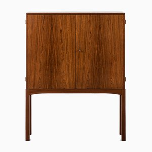 Rosewood Cabinet from Carl Malmsten, 1950s
