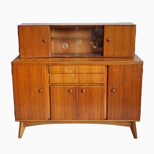 Walnut Sideboard & Drinks Cabinet from Nathan, 1970s