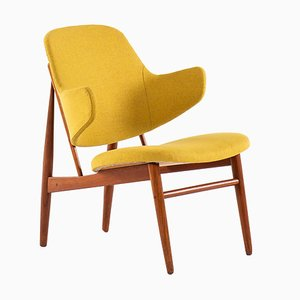 Vintage Easy Chair by Ib Kofod-Larsen for Christensen & Larsen, 1950s