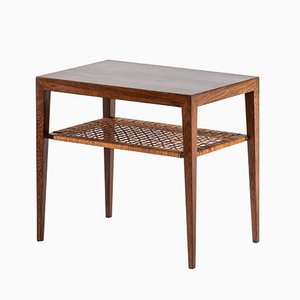 Table d'Appoint Vintage par Severin Hansen pour Haslev Møbelsnedkeri, 1950s