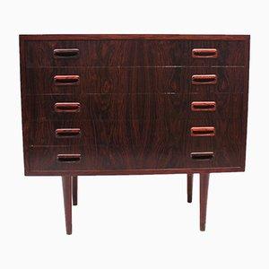 Small Danish Rosewood Dresser, 1960s