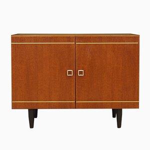 Vintage Danish Teak and Veneer Cabinet, 1970s