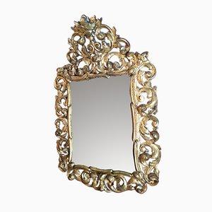 Antiker französischer Spiegel im Barockstil