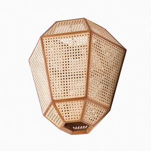 Weave Lamp by Nayef Francis