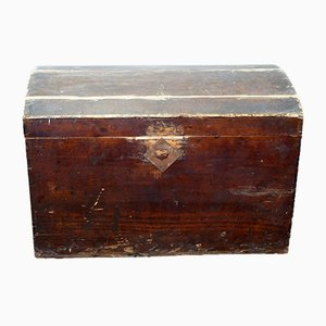 Antique Italian Fir Chest