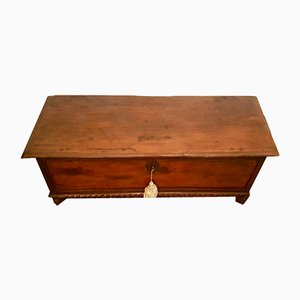 Antique Italian Walnut Chest