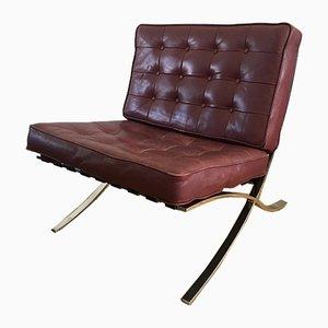 Modell Pavilion Sessel von Ludwig Mies van der Rohe für Knoll Inc., 1960er