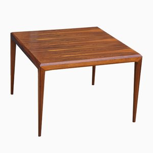 Scandinavian Modern Palisander Coffee Table by Johannes Andersen for CFC Silkeborg, 1960s