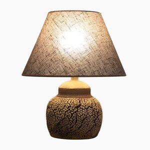 Lámpara de mesa de cerámica de Suite Contemporary