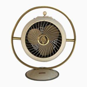 Ventilador vintage de Prometheus, años 50