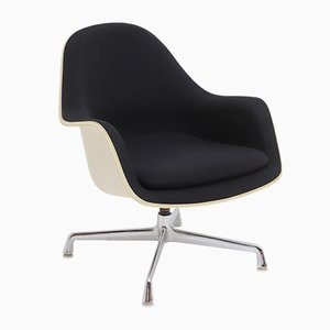 EC175-8 Sessel aus Stoff & Glasfaser von Charles & Ray Eames für Herman Miller, 1970er, 4er Set