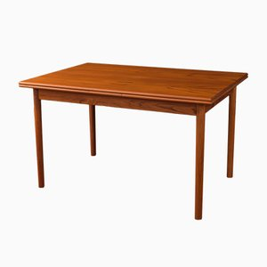 German Teak Dining Table, 1960s