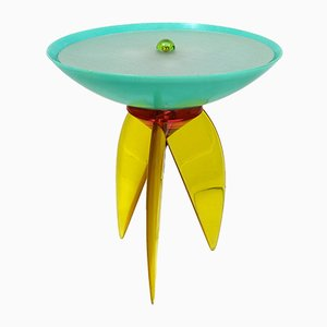 Plexiglas and Resin Table Lamp by Steve Zoller, 1970s