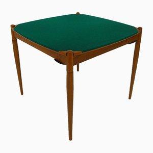 Mesa de juegos italiana de Gio Ponti para Fratelli Reguitti, años 60