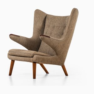 Papa Bear Chair by Hans Wegner for A.P. Stolen, 1950s